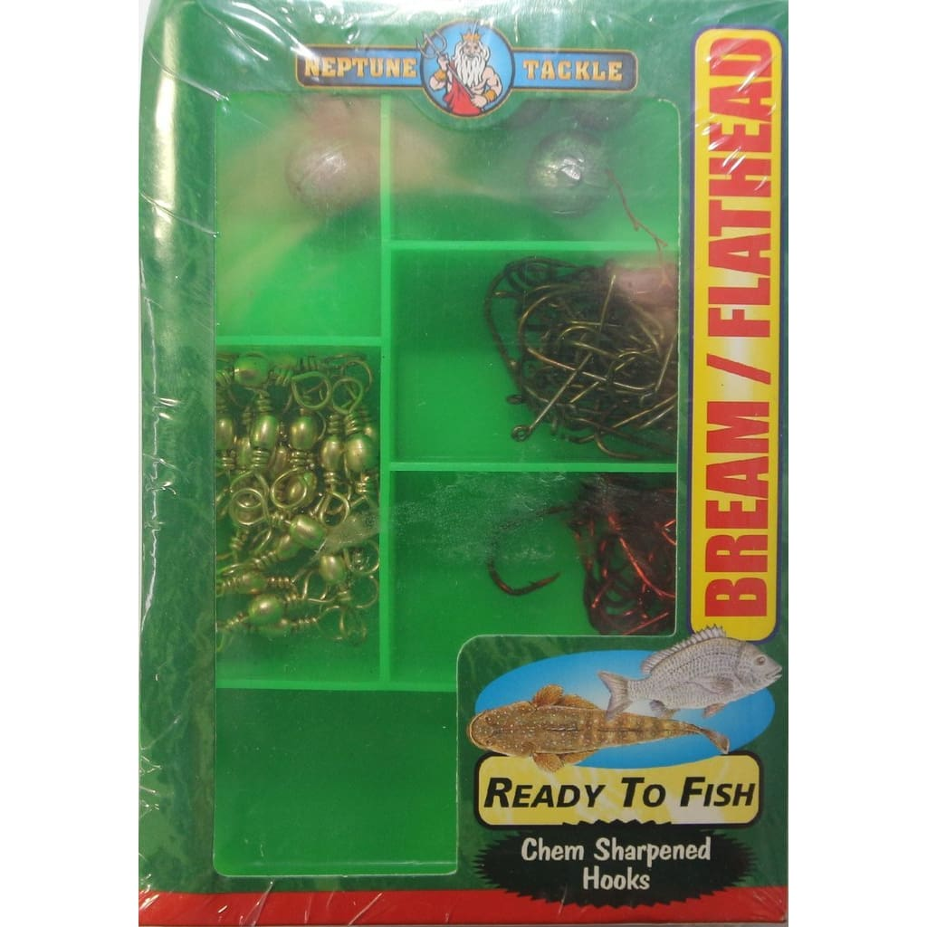 Starter Pack Fishing Kit Bream / Flathead Tackle / Accessories