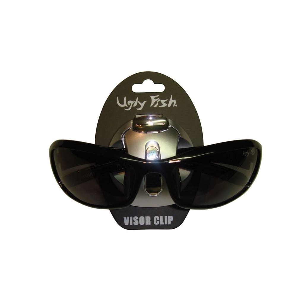 Ugly Fish Sunglass Visor Clip Sunglasses
