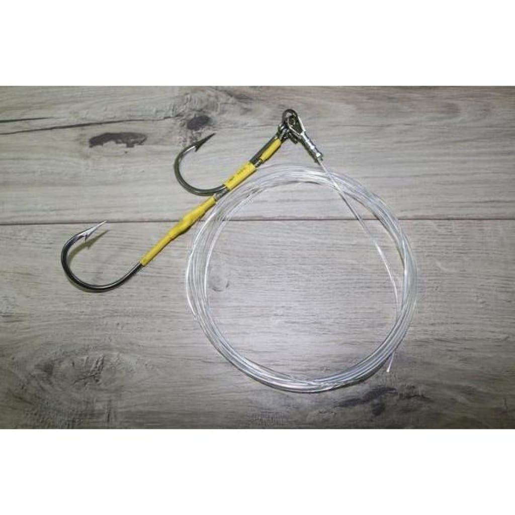 Ultimate Double Hook Shackle Rig Lures