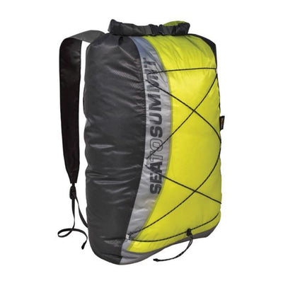 Ultralight Dry Daypack Lime Sea To Summit