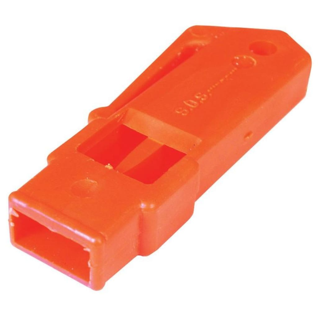 Whistle Pealess Plastic Safety Equipment