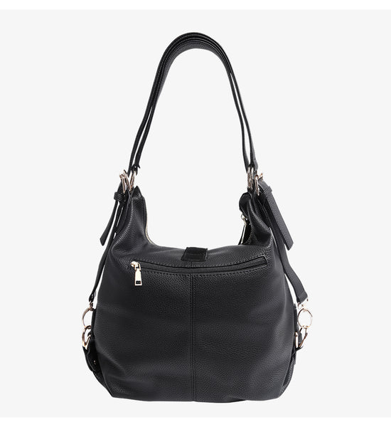 latest trend designer handbag crossbody leather hobo black nz buy online