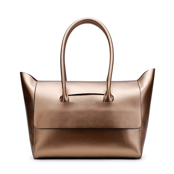 latest runway designer trend handbag leather metallic gold nz buy online