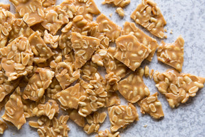 Bendigo Brittle 100g Peanut Brittle