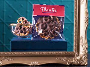 Thanks Chocolate Pretzels 100g