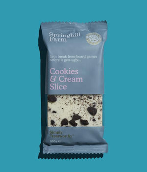 Springhill Farm Cookies and Cream 200g