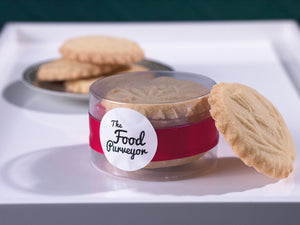 Traditional Scottish Thistle Shortbread 200g