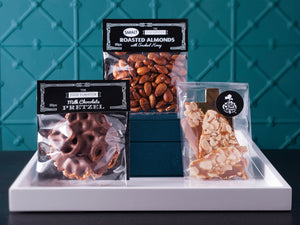 The Food Purveyor Chocolate Coated Pretzels 100g