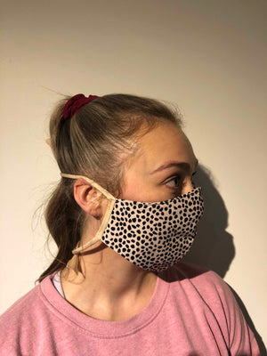 Face Masks Linen - Made in Australia