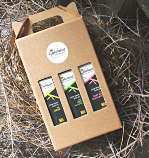 Lighthouse Extra Virgin Olive oil Triple Citrus Pack