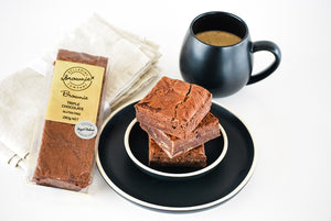 Bellarine Brownie Triple Chocolate Brownie 280g