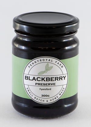 Pennyroyal Farm Blackberry Jam 300g