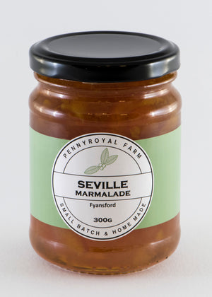Pennyroyal Farm Seville Orange Marmalade 300g