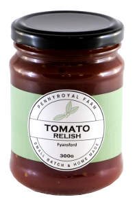 Pennyroyal Farm Tomato Relish 300g