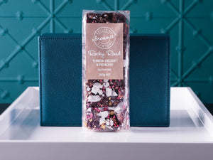 Bellarine Brownie Co Turkish Delight Pistachio 250g