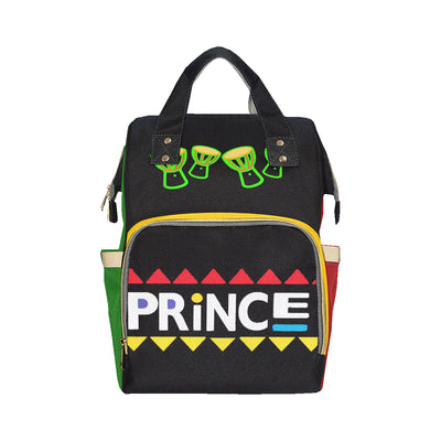 Prince Multi-Function Diaper Backpack