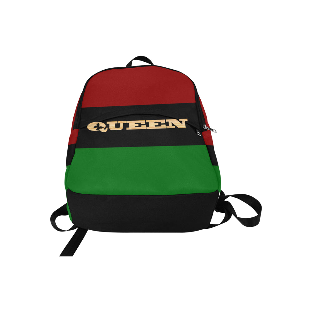 Queen RBG Fabric Backpack for Adult
