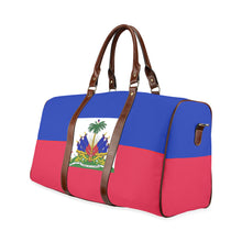 Load image into Gallery viewer, Haiti Waterproof Travel Bag/Large