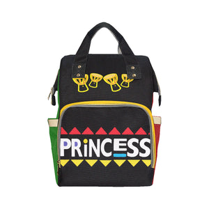 Multi-Function Diaper Backpack - Kingdom of Melanin