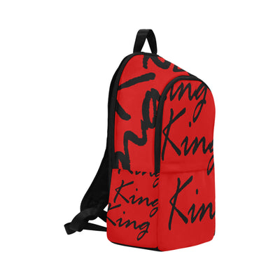 King 2 Fabric Backpack for Adult