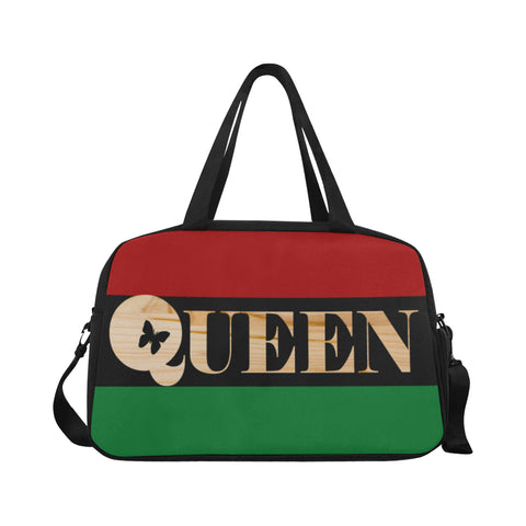 Queen RBG Fitness Handbag