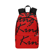 Load image into Gallery viewer, King 2 Fabric Backpack for Adult