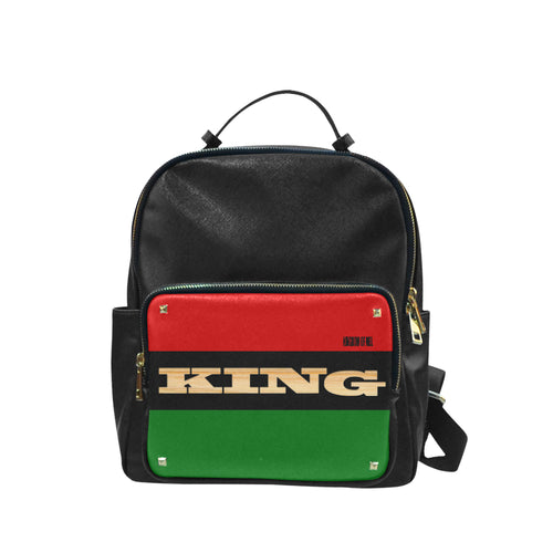 King Campus backpack/small - Kingdom of Melanin