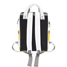Load image into Gallery viewer, King Multi-Function Diaper Backpack - Kingdom of Melanin