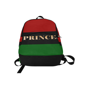 Prince Fabric Backpack for Adult - Kingdom of Melanin