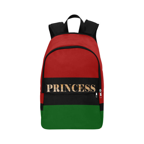 Princess Fabric Backpack for Adult - Kingdom of Melanin