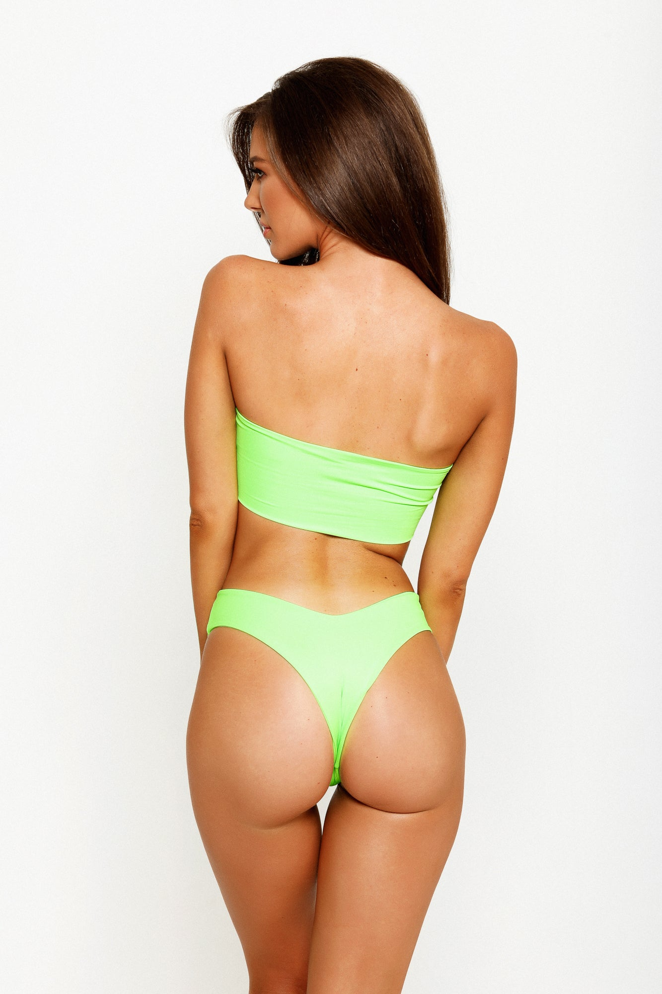 ASHANTI G BOTTOMS - NEON GREEN