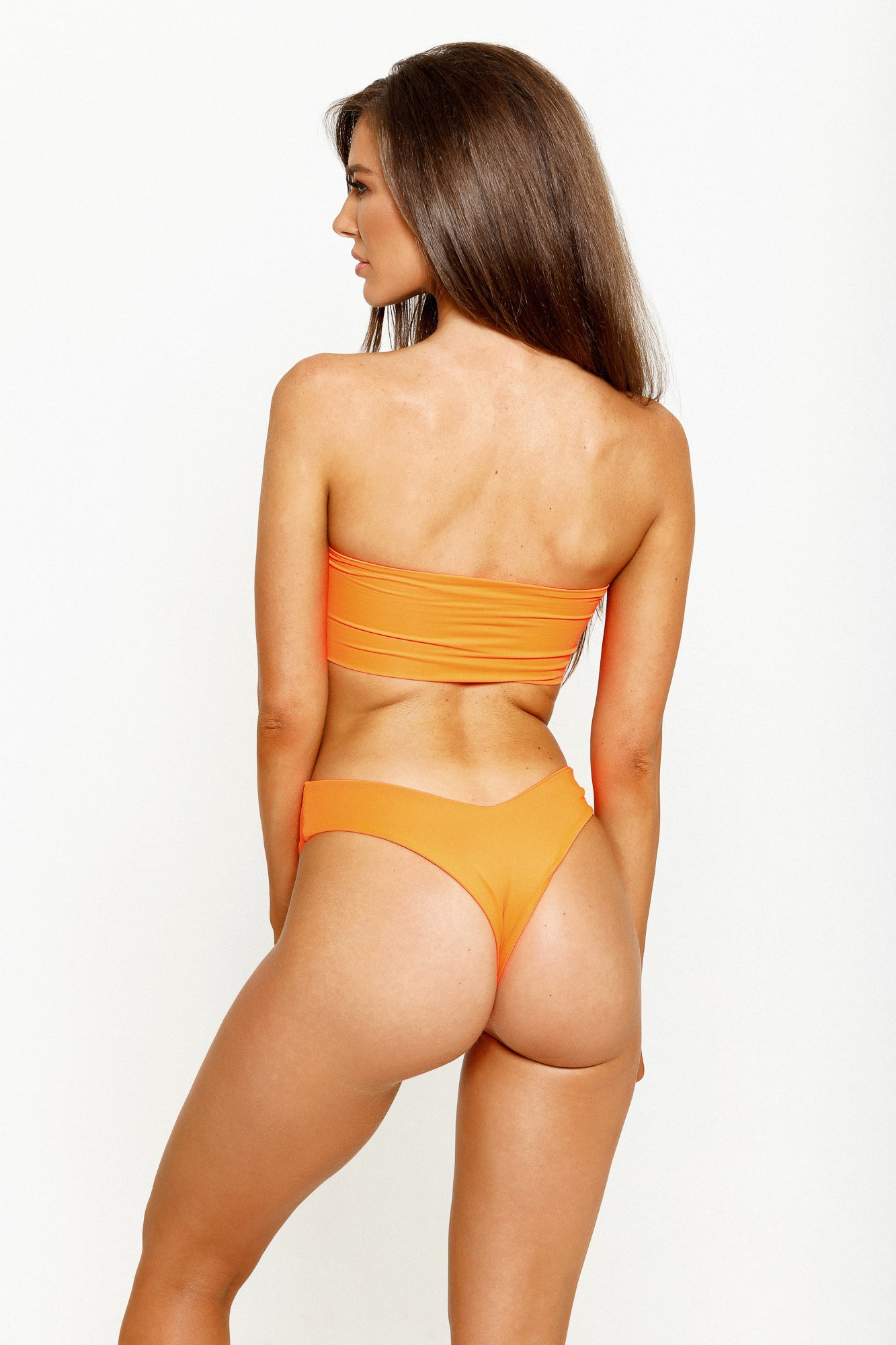 ASHANTI G BOTTOMS - NEON ORANGE
