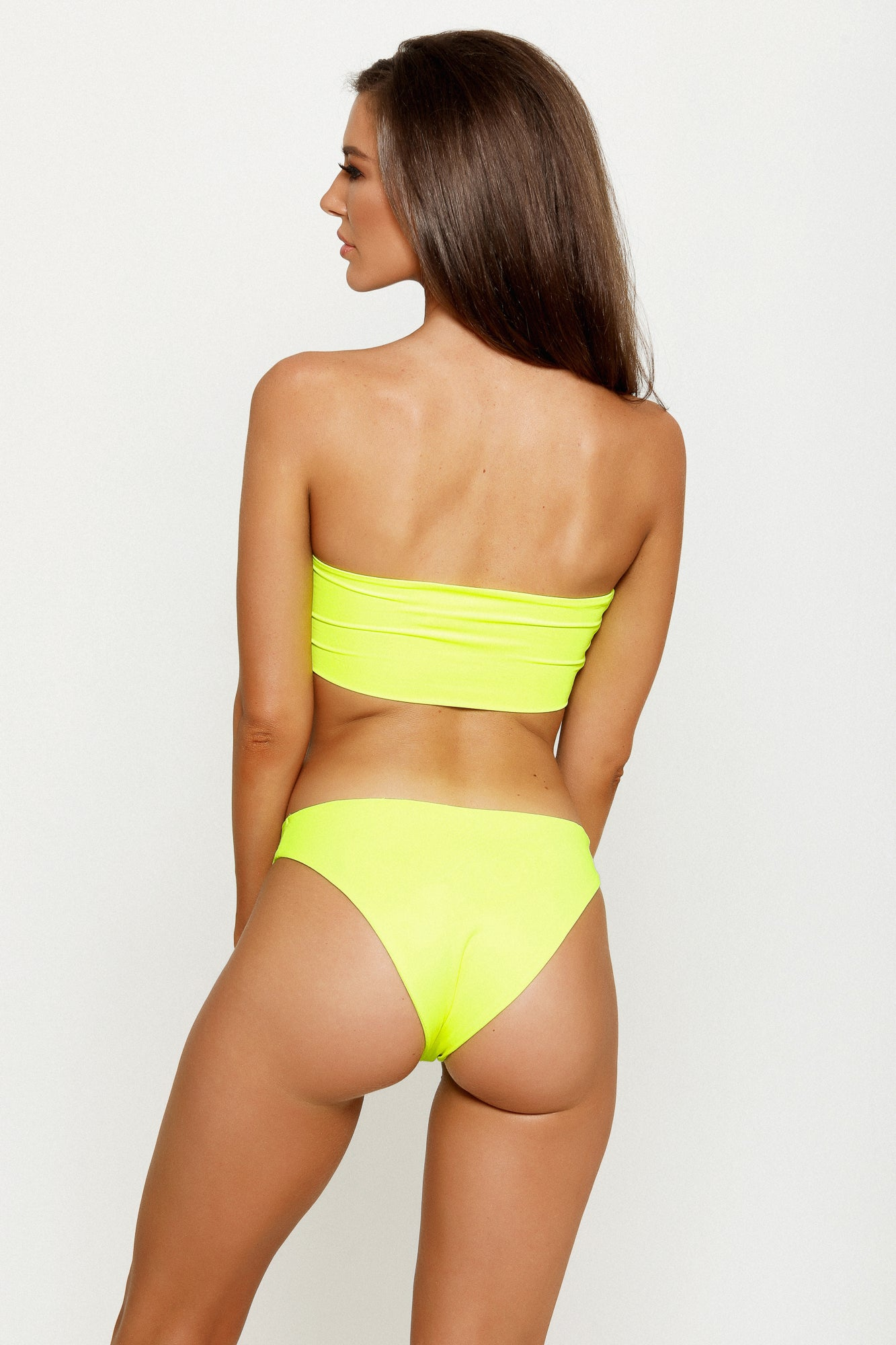 MARIAH CHEEKY BOTTOMS -  NEON YELLOW