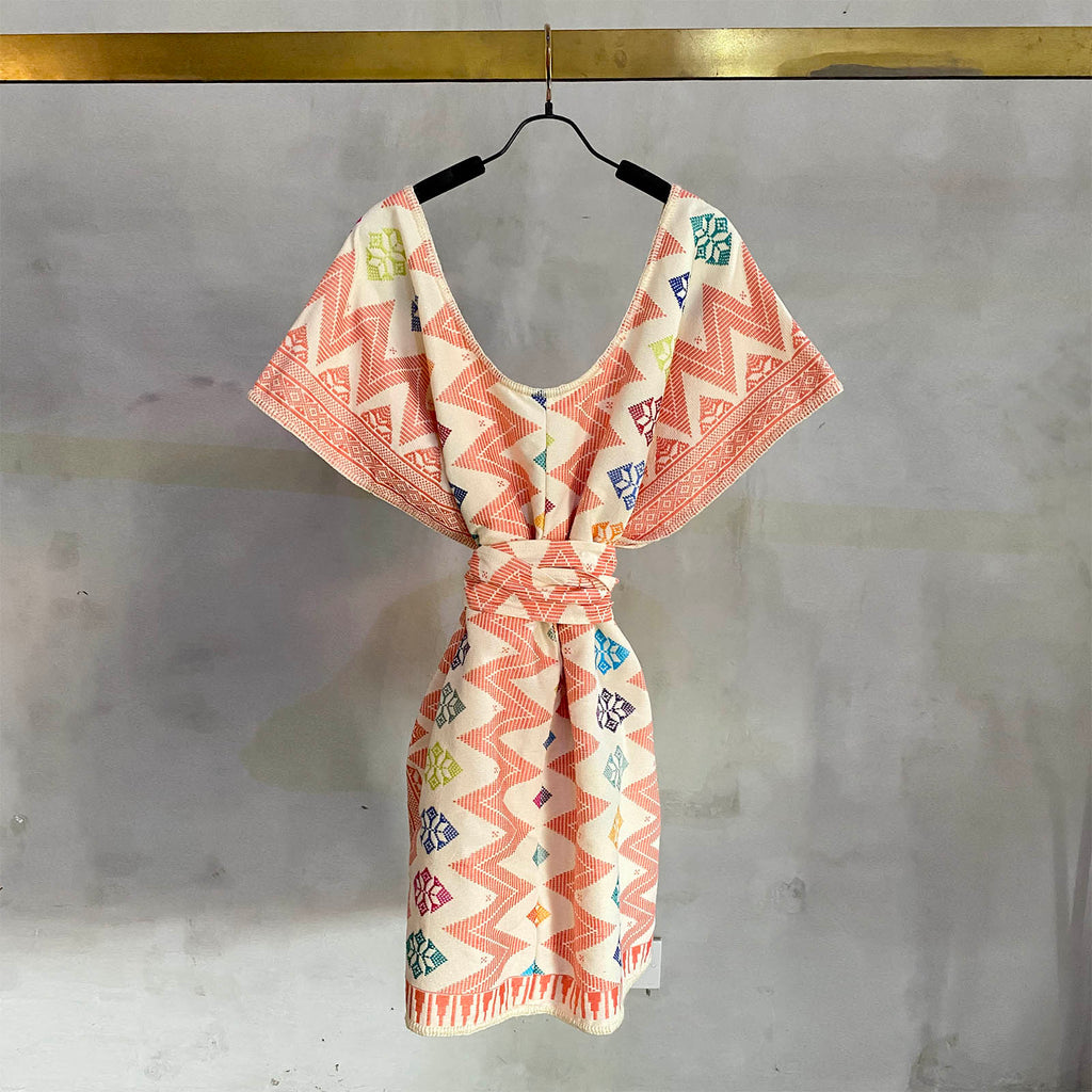 The Songket Kaftan 01  Dress