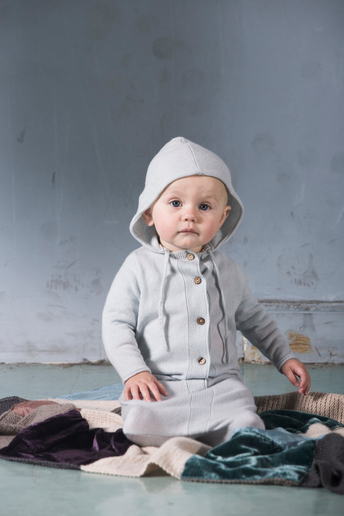 Mid-Weight Cashmere Pod  Baby clothing