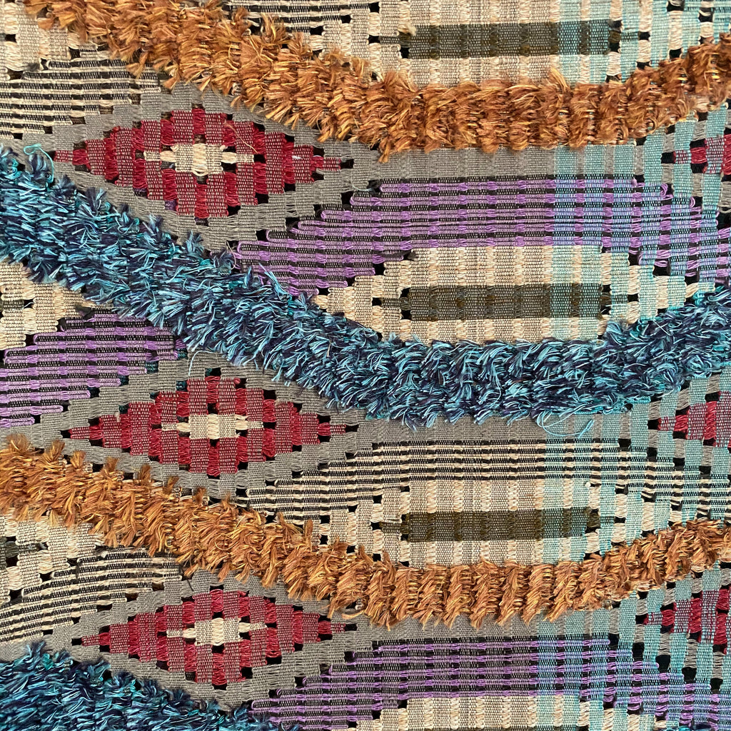 Contemporary Rangrang 03  Fabric