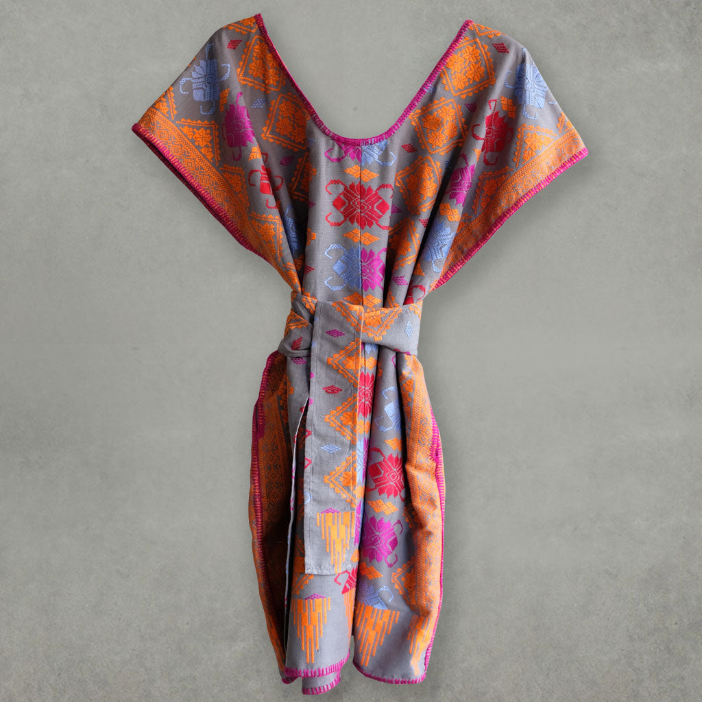 The Songket Kaftan  Dress