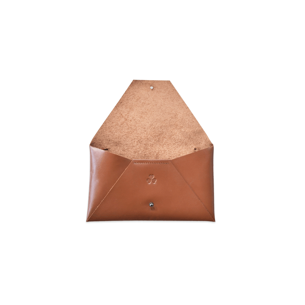 Katsunori DEDE Leather Purse - Small