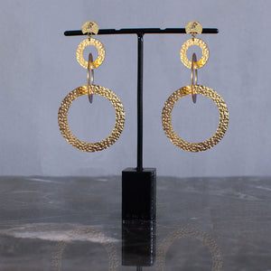 Samsara Earrings - Gold