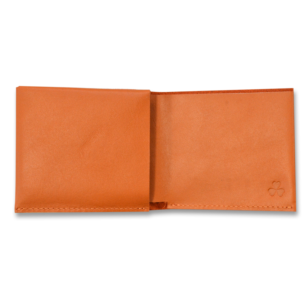 Katsunori PIQUE Genuine Leather Men's Wallet