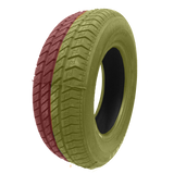 215/60R16 Highway Max - DUAL SMOKE Yellow & Red