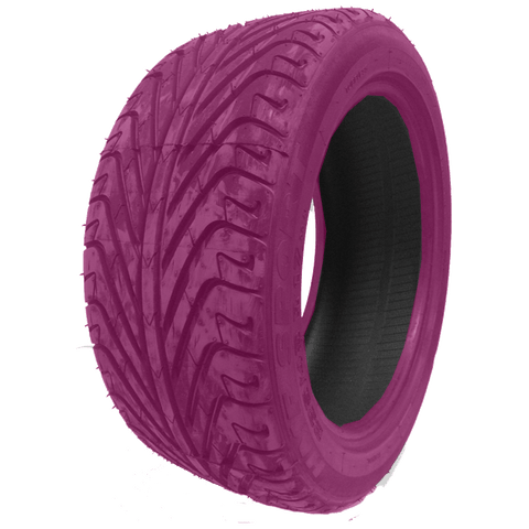225/30R20 Highway Max - HOT Pink Smoke