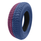 205/65R15 Highway Max - DUAL SMOKE Blue & Pink
