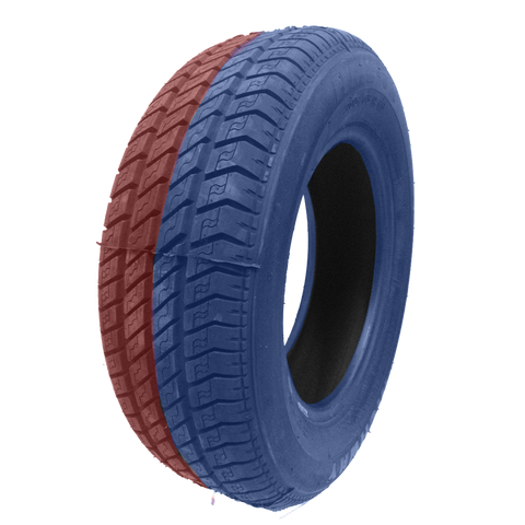 215/60R16 Highway Max - DUAL SMOKE Blue & Red