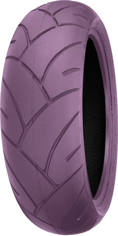 180/55R17 SHINKO - Pink Smoke Motorcycle Tyre