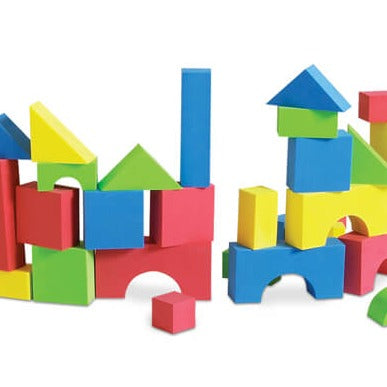 EduShape | Edu Colour Foam Blocks - 30pcs