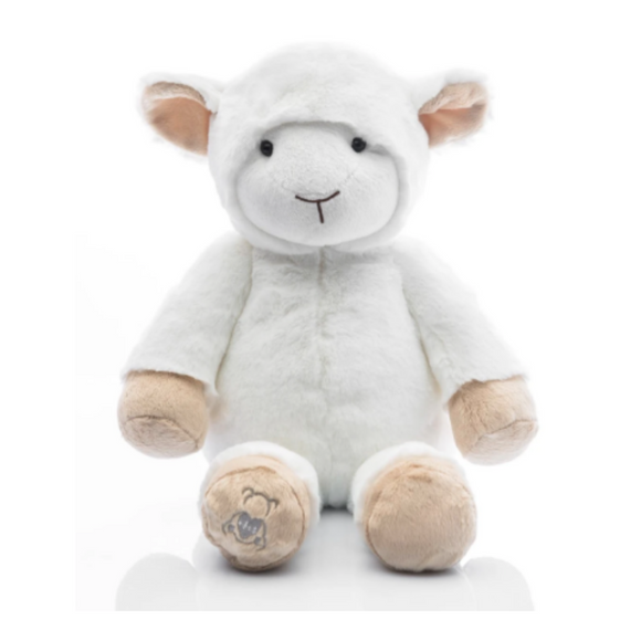 Baby Beats | Plush Lamb - Records your babies heart beat.
