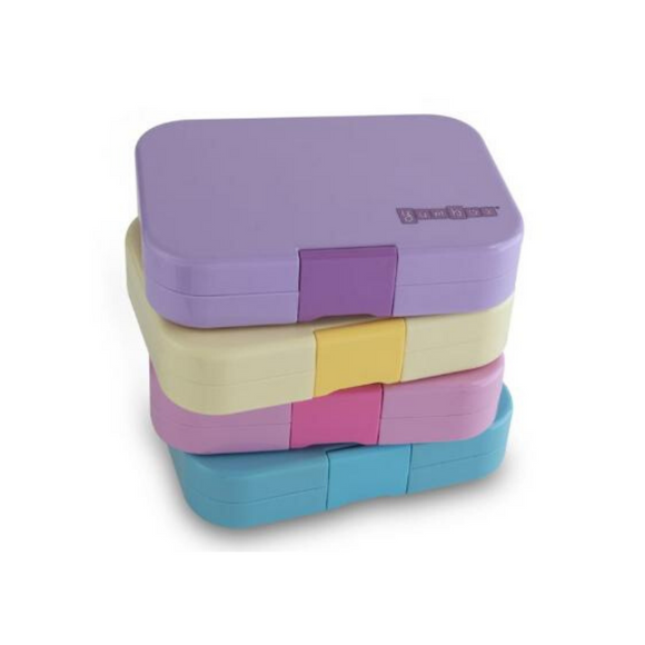Yumbox | 6 Compartment Yumboxes Original *New Colours