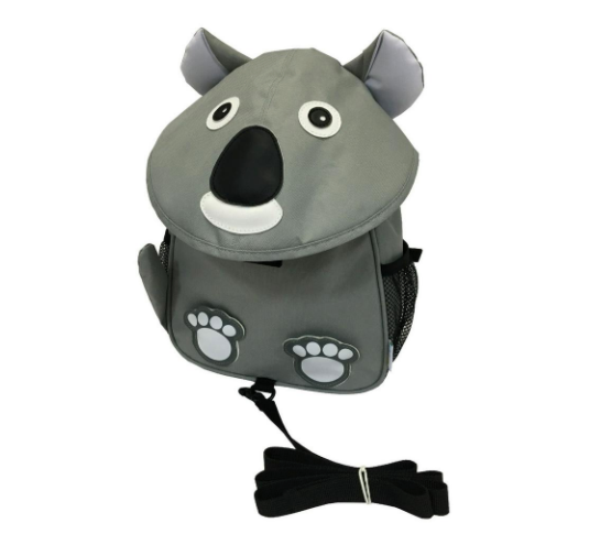 BibiKids | Harnessed Back Pack - Koala