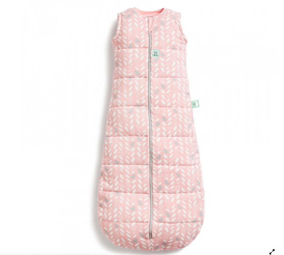 ergoPouch Jersey Sleeping Bag 2.5 TOG (8-24m) - Pink